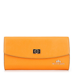Clutch bag, yellow, 88-4E-431-Y, Photo 1
