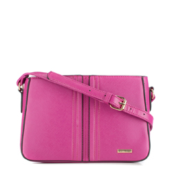 Cross body bag, pink, 88-4Y-303-P, Photo 1