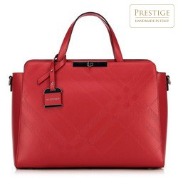 Tote bag, red, 89-4E-001-3, Photo 1
