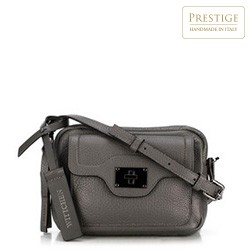 Messenger bag, grey, 89-4E-011-8, Photo 1