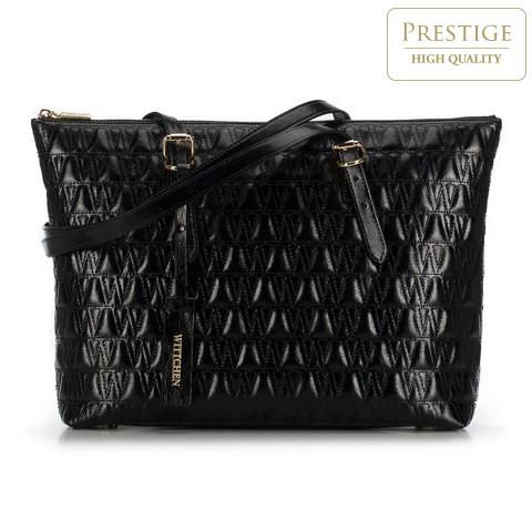 černá kabelka z kolekce Elegance