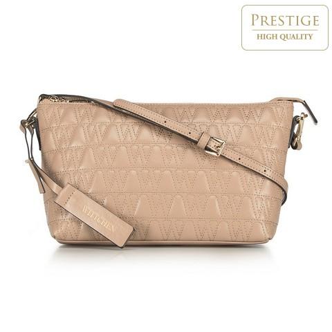 Béžová malá kabelka z kolekce Elegance