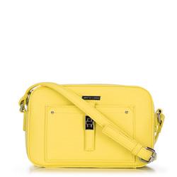 Torebka damska, żółty, 90-4Y-401-Y, Zdjęcie 1