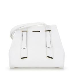 Torebka damska, biały, 90-4Y-405-0, Zdjęcie 1