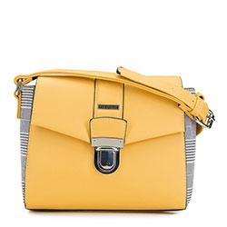 Torebka damska, żółty, 90-4Y-611-Y, Zdjęcie 1