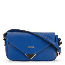 Torebka damska, niebieski, 90-4Y-758-N, Zdjęcie 1