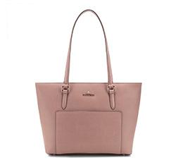 Кожаная сумка Wittchen 84-4E-424-P, розовый 84-4E-424-P