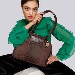 Tote bag, brown, 15-4-376-4, Photo 1