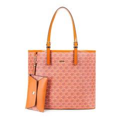 Женская сумка из экокожи Wittchen 84-4Y-100-6, оранжевый 84-4Y-100-6