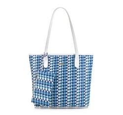 Женская сумка из экокожи Wittchen 84-4Y-102-7, многоцветный 84-4Y-102-7