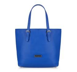 Женская сумка из экокожи Wittchen 84-4Y-104-7, голубой 84-4Y-104-7