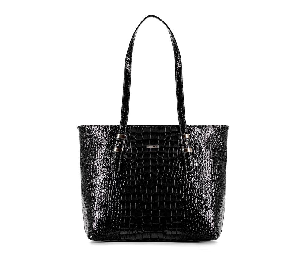 Женская сумка Wittchen 83-4Y-605-1, черныйЖенская сумка из коллекции Young. Основной отдел застегивается на молнию. Внутри  отделение на молнии, открытый карман для мелких предметов и отделение для мобильного телефона.С тыльной стороны карман на молнии.<br><br>секс: женщина<br>Цвет: черный<br>материал:: Экокожа