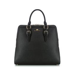 Женская сумка Wittchen 83-4E-467-1, черный 83-4E-467-1