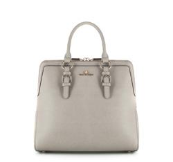 Женская сумка Wittchen 83-4E-467-8, серый 83-4E-467-8