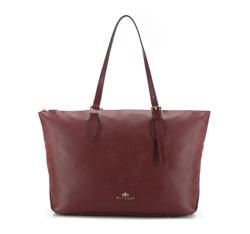 Женская сумка Wittchen 83-4E-469-2, бордовый 83-4E-469-2