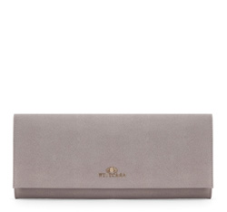 Clutch bag, grey, 83-4-482-9, Photo 1