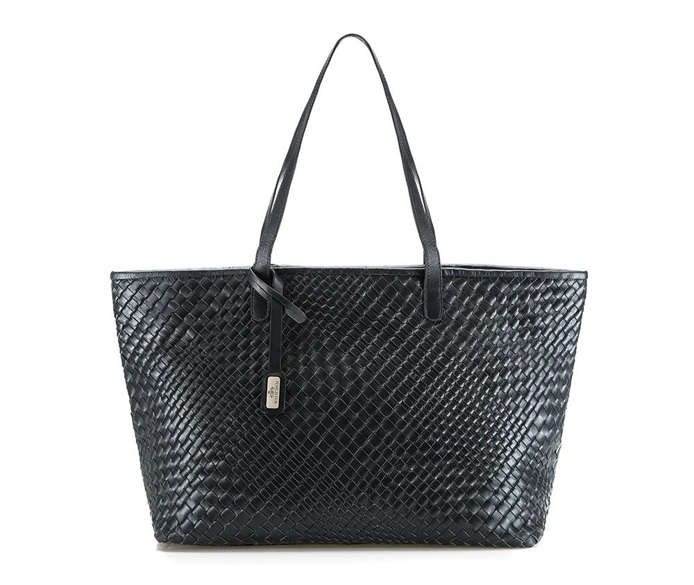Женская сумкаЖенская сумка из коллекции Elegance Лето 2015Основное отделение закрывается на магнитную кнопку. Внутри карман на молнии и два открытых кармана для мелких предметов.<br><br>секс: женщина<br>Цвет: серый<br>материал:: натуральная кожа<br>длина плечевого ремня (cм):: 59<br>высота (см):: 30<br>ширина (см):: 38 - 51<br>глубина (см):: 15