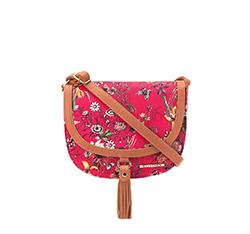 Женская сумка из экокожи Wittchen 84-4Y-401-PX, розовый 84-4Y-401-PX