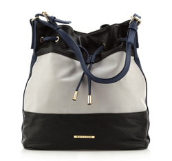 Женская сумка Wittchen 84-4Y-422-7X, серо-черный 84-4Y-422-7X