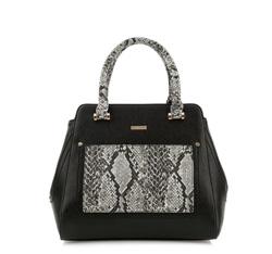 Женская сумка Wittchen 84-4Y-506-1, черный 84-4Y-506-1