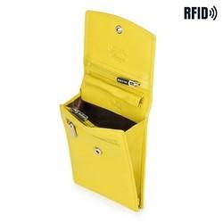 Portfel, żółty, 14-3-100-Y, Zdjęcie 1