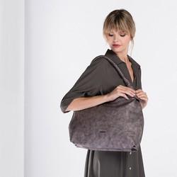 Hobo bag, brown, 89-4Y-350-4, Photo 1