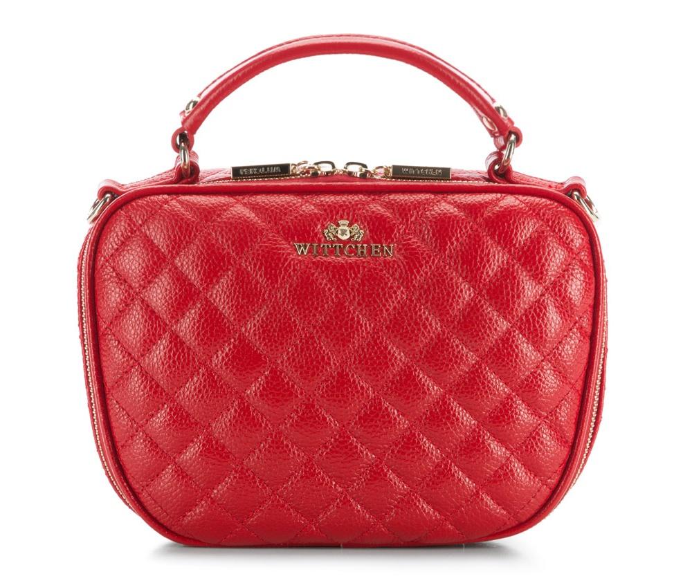 Женская сумкаЖенская сумка из коллекции Elegance&#13;<br>Основной отдел застегивается на молнию. Внутри карман на молнии, открытый карман для мелких предметов и отделение для мобильного телефона. Дополнительно прилагается съемный, регулируемый ремешок.<br><br>секс: женщина<br>материал:: Натуральная кожа<br>длина плечевого ремня (cм):: 97 - 106<br>высота (см):: 18<br>ширина (см):: 19 - 24<br>глубина (см):: 7<br>общая высота (см):: 25<br>длина ручки/ек (см):: 24