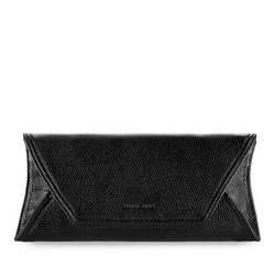 Women's handbag, black, 81-4E-447-1, Photo 1