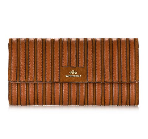 Женская сумка Wittchen 80-4-453-5, коричневый 80-4-453-5