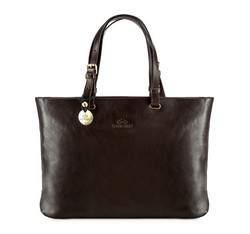 Женская сумка Wittchen 35-4-580-4, темно-коричневый 35-4-580-4