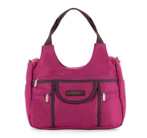 Tote bag, pink, 83-4Y-908-P, Photo 1