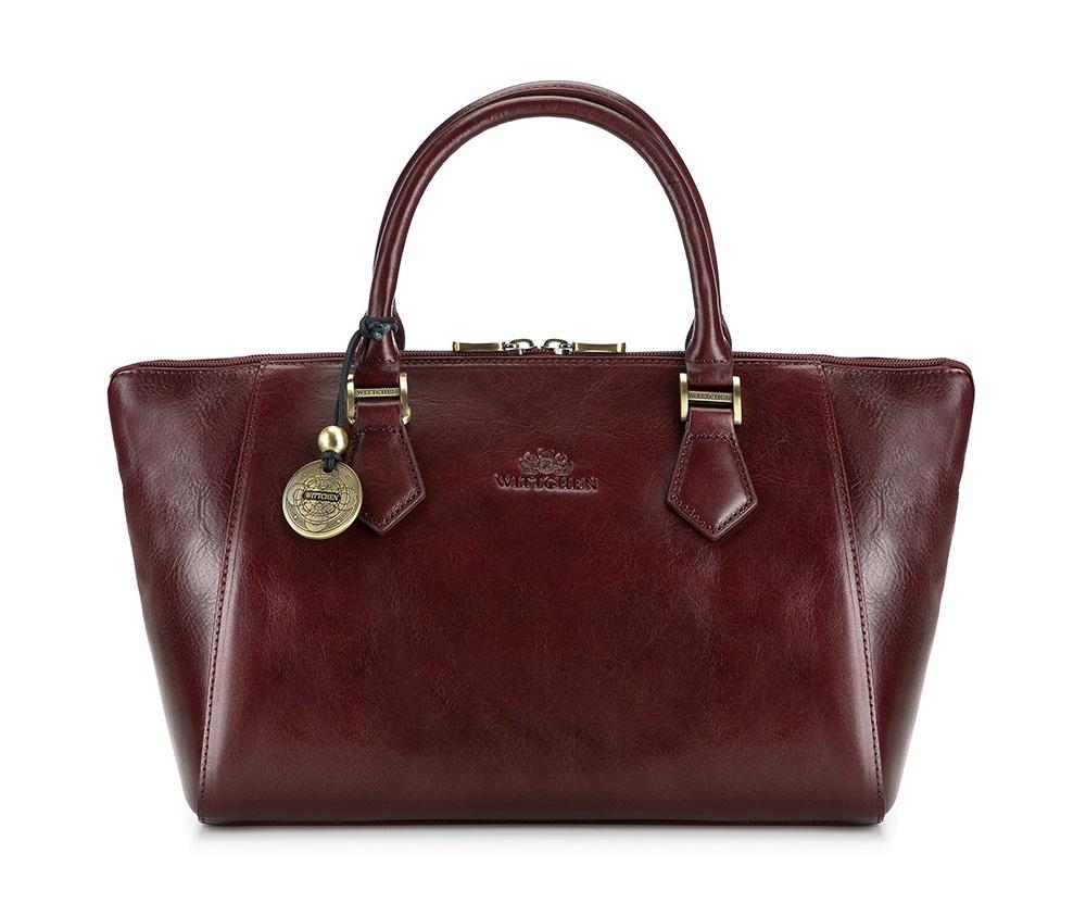 Женская сумкаЖенская сумка  из коллекции Venus &#13;<br>Основное отделение на молнии. Внутри два кармана, один на молнии и один для мобильного телефона. На обратной стороне карман на молнии. Дополнительной съемный плечевой ремень с регулируемой длиной.<br><br>секс: женщина<br>Цвет: красный<br>материал:: натуральная кожа<br>высота (см):: 21<br>ширина (см):: 29.5 - 39<br>глубина (см):: 12<br>общая высота (см):: 32