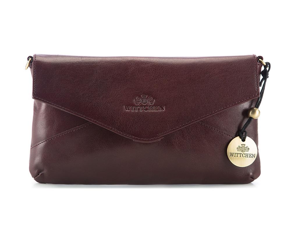 КлатчЖенская сумка из коллекцииVenus Основное отделение на магнитной застежке. Внутри сумки отделение на молнии, открытый карман для мелких предметов и отделение для мобильного телефона. Дополнительно съемный плечевой ремень с регулируемой длиной.<br><br>секс: женщина<br>Цвет: красный<br>материал:: натуральная кожа<br>высота (см):: 16<br>ширина (см):: 27<br>глубина (см):: 2