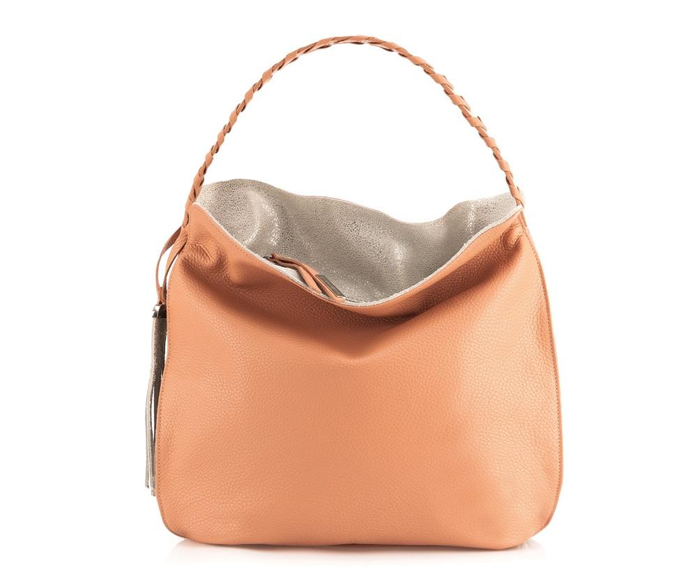 Сумка кожанаяОсновное отделение надежно закрывается на молнию. Внутри карман с застежкой-молнией и открытый карман для мелких предметов.<br><br>секс: женщина<br>Цвет: коричневый<br>материал:: Натуральная кожа<br>описание материала :: матовый<br>тип:: через плечо<br>высота (см):: 34<br>ширина (см):: 36<br>глубина (см):: 9<br>вмещает формат А4: да<br>общая высота (см):: 48<br>вес (кг):: 0,3