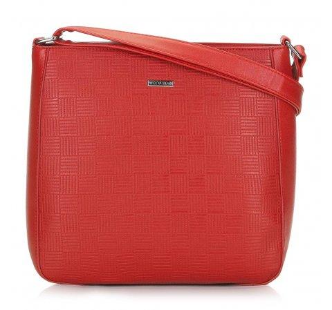 Светло красная сумка