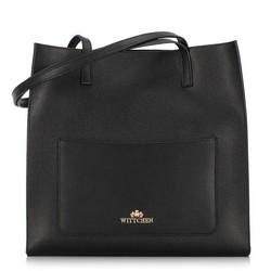 Handbag, black, 91-4-531-1, Photo 1