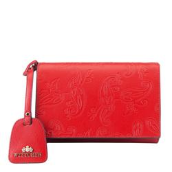 Torebka damska, czerwony, 88-4E-407-3, Zdjęcie 1
