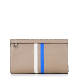 Clutch bag, beige, 88-4E-409-9, Photo 1
