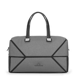 Tote bag, grey-black, 89-4E-404-8, Photo 1