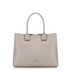 Tote bag, beige, 89-4E-408-9, Photo 1