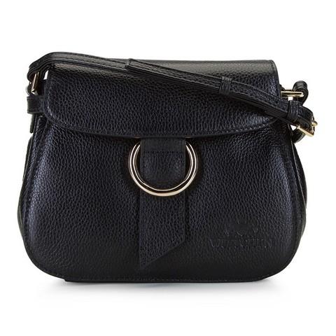 Klasická kožená kabelka