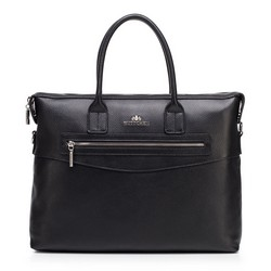 Handbag, black, 92-4E-639-1, Photo 1