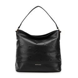 Hobo bag, black, 93-4Y-515-1, Photo 1