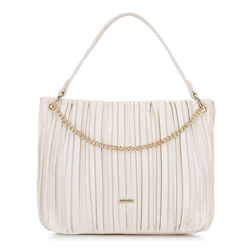 Handbag, cream, 92-4Y-550-0, Photo 1