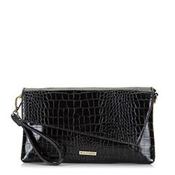 Handbag, black-gold, 92-4Y-900-01, Photo 1