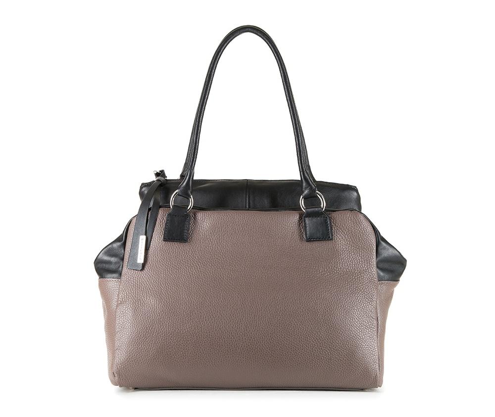 Женская сумкаЖенская сумка из коллекции Elegance&#13;<br>Основной отдел застегивается на молнию. Внутри карман на молнии, открытый карман для мелких предметов и отделение для мобильного телефона. Снаружи карман на молнии. Дно сумки защищено металлическими ножками.<br><br>секс: женщина<br>Цвет: бежевый<br>вмещает формат А4: поместит формат А4<br>материал:: натуральная кожа<br>высота (см):: 26<br>ширина (см):: 38<br>глубина (см):: 14<br>общая высота (см):: 51<br>длина ручки/ек (см):: 62
