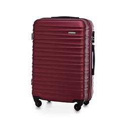 Medium suitcase, burgundy, 56-3A-312-31, Photo 1