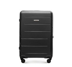 Suitcase, black, 56-3T-772-1R, Photo 1