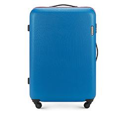 Чемодан на колёсиках 28'' Wittchen 56-3-613-95, голубой 56-3-613-95