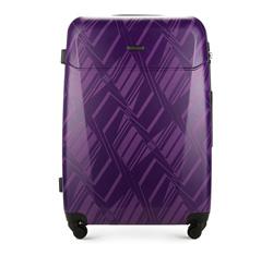 Large suitcase, violet, 56-3A-273-4P, Photo 1
